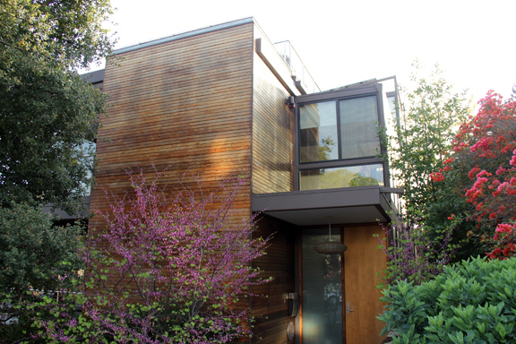 March 5 - The LA launch event was held at the LEED Platinum home of Steve Glenn